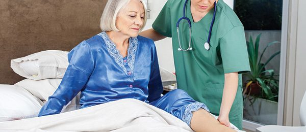 Home Health Care Injury