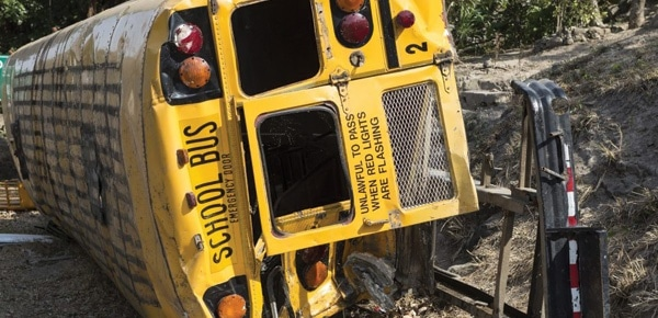 Bus Accident Attorney Cleveland